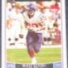 2006 Topps Rookie Wali Lundy #343 Texans