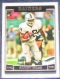 2006 Topps Randy Moss #12 Raiders