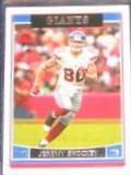 2006 Topps Jeremy Shockey #13 Giants