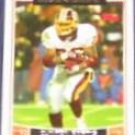 2006 Topps Clinton Portis #26 Redskins
