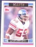 2006 Topps Lavar Arrington #118 Giants