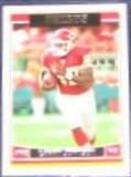 2006 Topps Larry Johnson #195 Chiefs