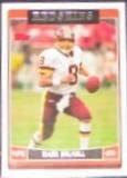 2006 Topps Mark Brunell #201 Redskins