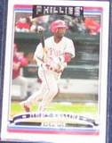 2006 Topps Jimmy Rollins #205 Phillies