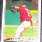 2006 Topps Josh Beckett #135 Red Sox