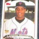 2006 Topps Rookie Anderson Hernandez #296 Mets