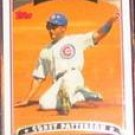 2006 Topps Corey Patterson #174 Cubs