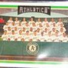 2006 Topps Team Card #285 Athletics