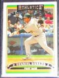 2006 Topps Erubiel Durazo #111 Athletics