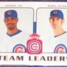 2006 Fleer Team Leaders Lee/Prior #TL-5 Cubs