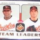 2006 Fleer Team Leaders Tejada/Bedard #TL-3 Orioles