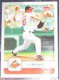 2006 Fleer Gray Boarder Erik Bedard #235 Orioles
