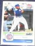 2006 Fleer Rookie Geovany Soto #106 Cubs