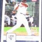 2006 Fleer Rookie Walter Young #233 Padres