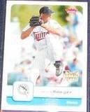 2006 Fleer Rookie Travis Bowyer #366 Marlins