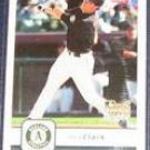 2006 Fleer Rookie Doug Clark #156 Athletics