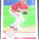 2006 Fleer Rookie Danny Sandoval #264 Phillies