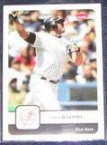 2006 Fleer Jason Giambi #393 Yankees