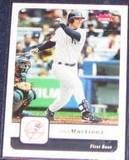 2006 Fleer Tino Martinez #400 Yankees