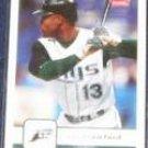 2006 Fleer Carl Crawford #113 Devil Rays
