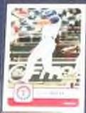 2006 Fleer Rookie Jason Botts #284 Rangers