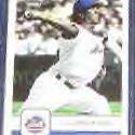 2006 Fleer Pedro Martinez #214 Mets