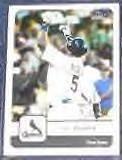 2006 Fleer Albert Pujols #82 Cardinals