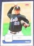 2006 Fleer Jae Seo #208 Dodgers