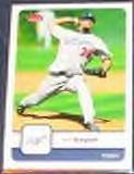 2006 Fleer Eric Gagne #140 Dodgers