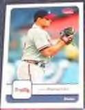 2006 Fleer Mike Hampton #65 Braves