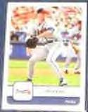 2006 Fleer Tim Hudson #68 Braves