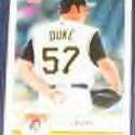 2006 Fleer Zach Duke #279 Pirates