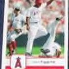 2006 Fleer Chone Figgins #4 Angels