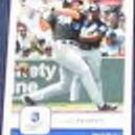 2006 Fleer Mark Teahen #337 Royals