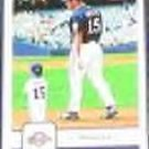 2006 Fleer Ben Sheets #69 Brewers