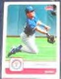 2006 Fleer David Dellucci #282 Rangers