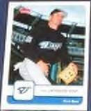 2006 Fleer Shea Hillenbrand #52 Blue Jays
