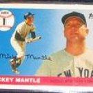 2006 Topps Mickey Mantle Home Run History