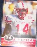 2006 Sage Hit Daniel Bullocks #47 Nebraska