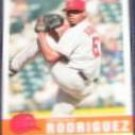 2006 Fleer Tradition Francisco Rodriguez #18 Angels