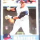 2006 Fleer Tradition Victor Martinez #80 Indians