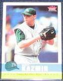 2006 Fleer Tradition Scott Kazmir #61 Devil Rays