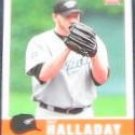 2006 Fleer Tradition Roy Halladay #34 Blue Jays