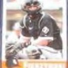 2006 Fleer Tradition A.J. Pierzynski #191 White Sox
