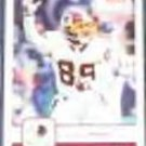 2006 Fleer Santana Moss #99 Redskins