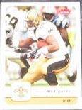 2006 Fleer Deuce McAllister #60 Saints