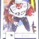 2006 Fleer Deion Branch #58 Patriots