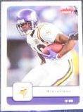 2006 Fleer Troy Williamson #55 Vikings