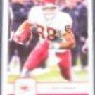 2006 Fleer Tony Gonzalez #50 Chiefs