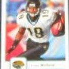 2006 Fleer Ernest Wilford #47 Jaguars